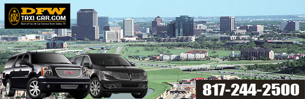 Dallas to DFW Airport Car Service