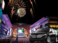 Dallas Night on town Black Car and Limo Service