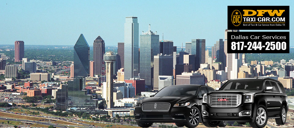 Car Service To Dfw Airport From Frisco Tx